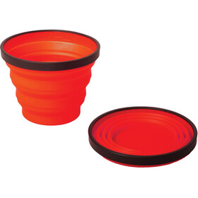 Sea to Summit X-Cup, red